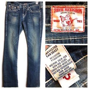 True Religion Disco Billy Big T Jeans